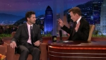 The Tonight Show with Conan O'Brien Eric Bana, Mary Lynn Rajskub, Flo Rida