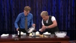 The Tonight Show with Conan O'Brien Gordon Ramsay, BJ Novak, Willard Wigan