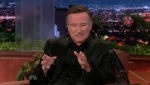 The Tonight Show with Conan O'Brien Robin Williams, Piers Morgan