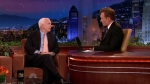The Tonight Show with Conan O'Brien Sen. John McCain, Frank Caliendo, Third Eye Blind