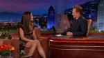 The Tonight Show with Conan O'Brien Sandra Bullock, Gina Yashere