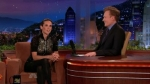 The Tonight Show with Conan O'Brien Jennifer Connelly, Ziggy Marley