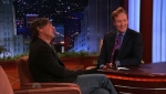 The Tonight Show with Conan O'Brien Dennis Quaid, Paolo Nutini
