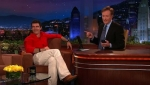 The Tonight Show with Conan O'Brien Antonio Banderas, Bill Hader, Chris Cornell
