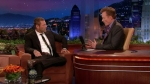 The Tonight Show with Conan O'Brien Aaron Eckhart, Michael Strahan, Yeah Yeah Yeahs