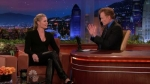 The Tonight Show with Conan O'Brien Rebecca Romijn, Lisa Lampanelli, Monsters of Folk