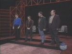 Whose Line Is It Anyway? (UK) Jim Sweeney, Steve Steen, Tony Slattery, Mike McShane