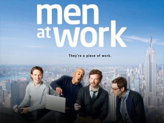 Men at Work tv show photo