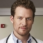 Dr. Chris Sands played by James Tupper