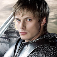 Arthur Pendragon Merlin (UK)