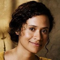 Gwen played by Angel Coulby