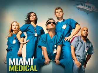 Miami Medical tv show photo