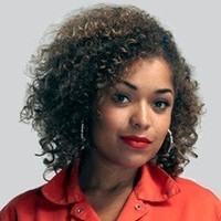 Alisha played by Antonia Thomas