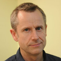 Jeremy Hardy played by Jeremy Hardy