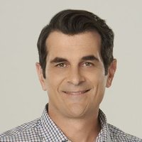 Phil Dunphy played by Ty Burrell
