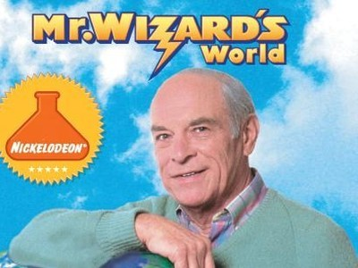 Mr. Wizard's World tv show photo