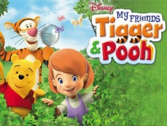 My Friends Tigger & Pooh tv show photo