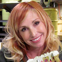 Kari Byron played by Kari Byron