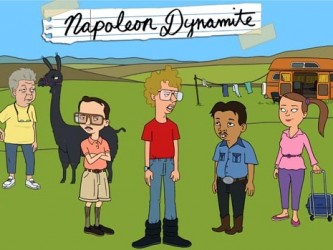Napoleon Dynamite tv show photo