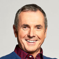 Karl Kennedy played by Alan Fletcher