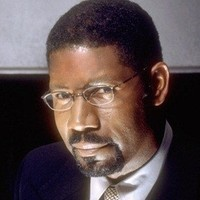 Dr. Theodore Morris played by Dennis Haysbert