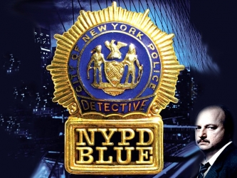 NYPD Blue tv show photo