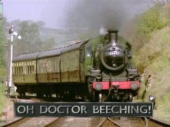 Oh, Doctor Beeching! (UK) tv show photo