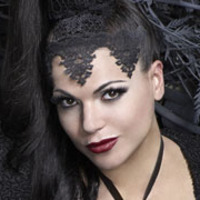 Evil Queen played by Lana Parrilla