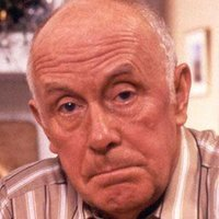 Victor Meldrew played by Richard Wilson (II)