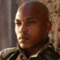 Pvt. Maurice 'Smoke' Williamsplayed by Sticky Fingaz
