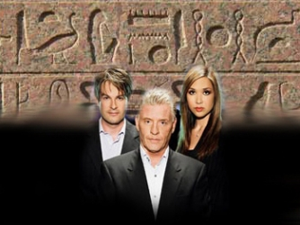 Paranormal Egypt tv show photo