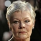 Dame Judi Dench played by Judi Dench