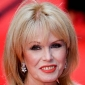 Joanna Lumley played by Joanna Lumley