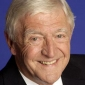 Sir Michael Parkinson played by Michael Parkinson