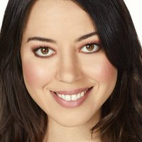 April Ludgate played by Aubrey Plaza