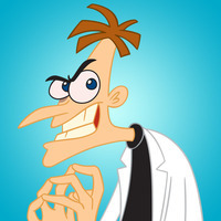 Dr. Heinz Doofenshmirtz played by Dan Povenmire