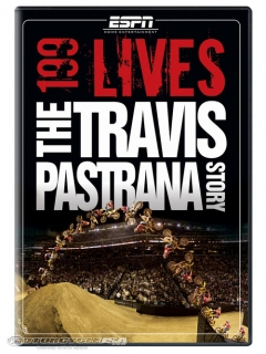 199 lives: The Travis Pastrana Story movie poster