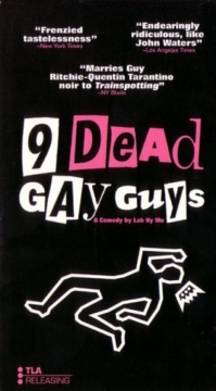 9 Dead Gay Guys movie poster