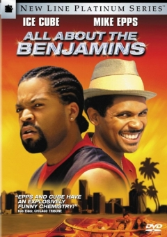 All About the Benjamins movie poster