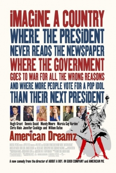 American Dreamz movie poster
