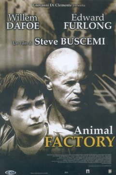 Animal Factory movie poster