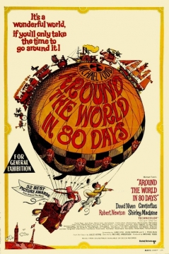 Around the World in Eighty Days movie poster