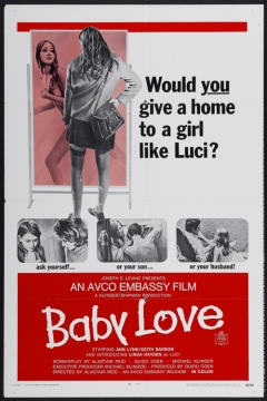 Baby Love movie poster