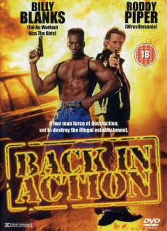 Back in Action movie