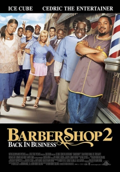 Barbershop 2: Back in Business movie poster