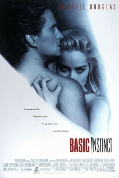 Basic Instinct movie poster