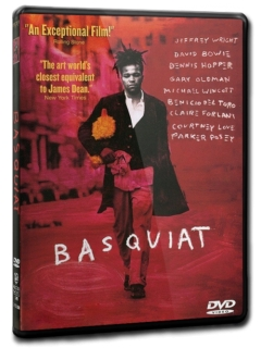 Basquiat movie poster