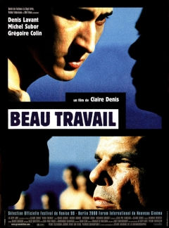 Beau Travail movie poster