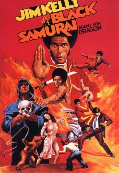 Black Samurai movie poster