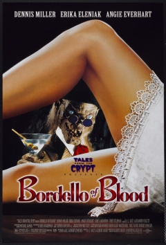 Bordello of Blood movie poster